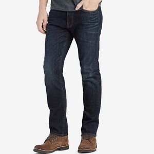 Lucky Brand 410 Athletic Slim Jeans Size 42x30